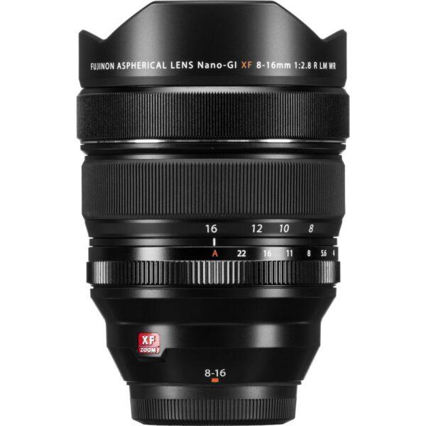 Fujifilm Lens XF 8 16mm F2.8 R LM WR ประกันศูนย์ 3