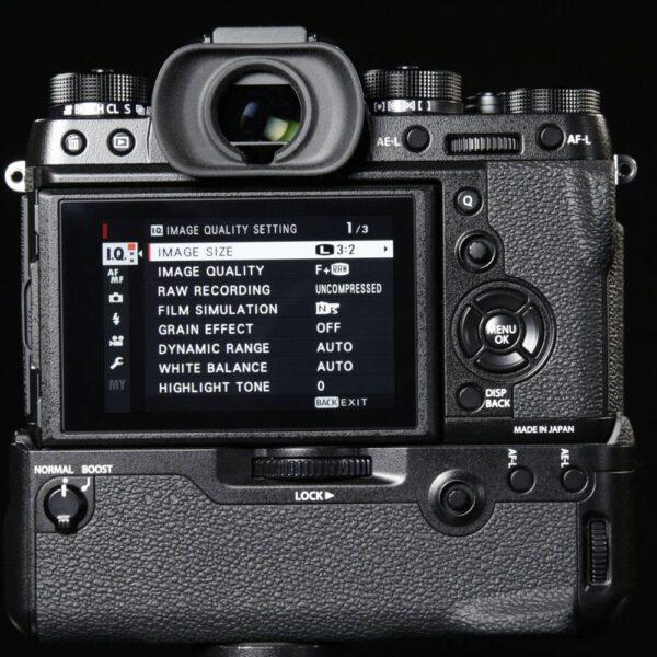 Fujifilm VPB XT2 Grip Thai 14