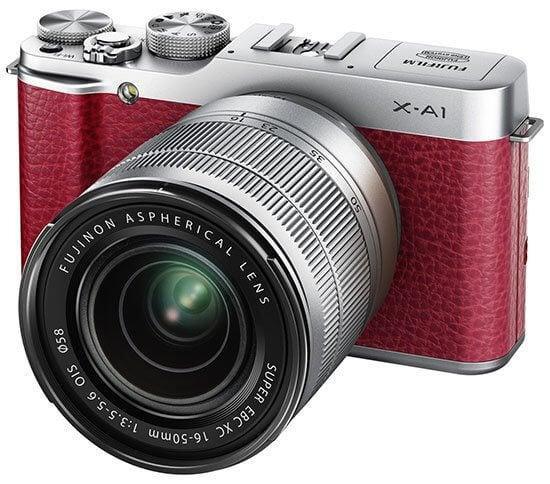 เปิดตัวแล้ว Fujifilm X-A1 น้องเล็กสุดของ X-Series และเลนส์ XC 50-230mm OIS