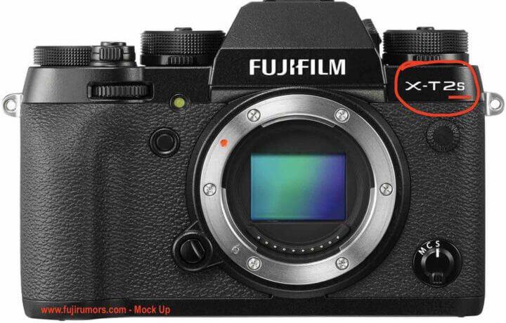 Fujifilm X T2s 720x465