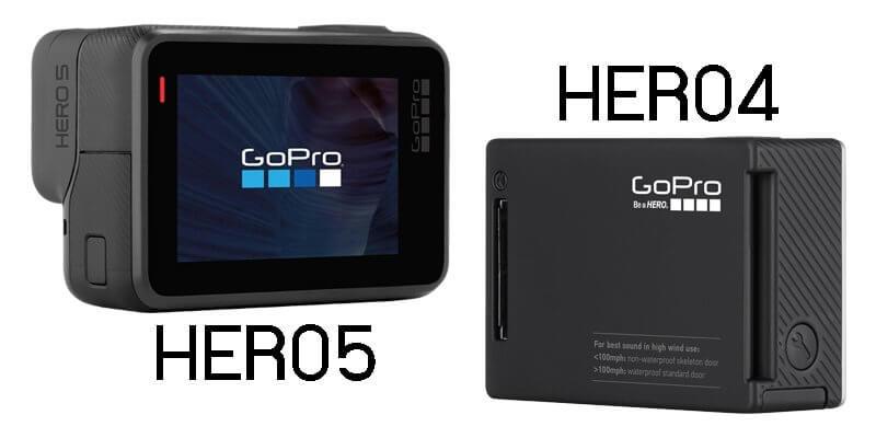 จับชนเทียบสเปค HERO5 vs. HERO4 ฮีโร่พันธุ์ใหม่มีอะไรต่างจากเดิมบ้าง