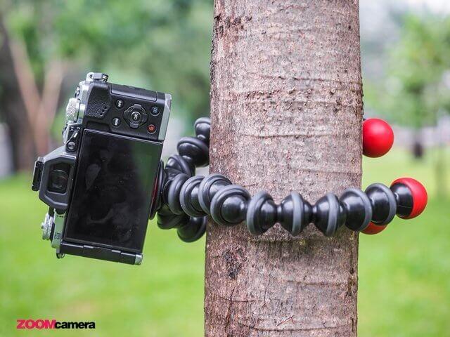 แนะนำ Product : Joby Gorillapod SLR Zoom ใครๆก็เรียกผมว่า หนวดปลาหมึก