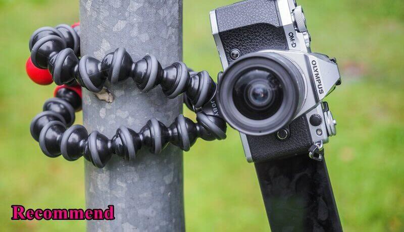 Joby Gorillapod SLR Zoom mirrorless Zoomcamera
