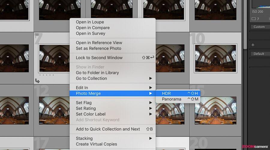 ทำภาพ HDR ได้ง่าย ๆ ด้วย Lightroom ภายใน 5 นาที