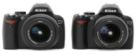 Nikon D60 มีอะไรใหม่
