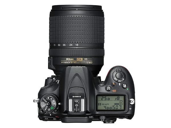Nikon D7200 7