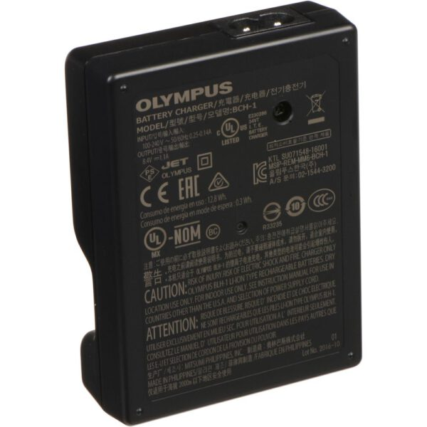 Olympus Battery Charger BCH 1 for BLH 1 Battery ประกันศูนย์ 3