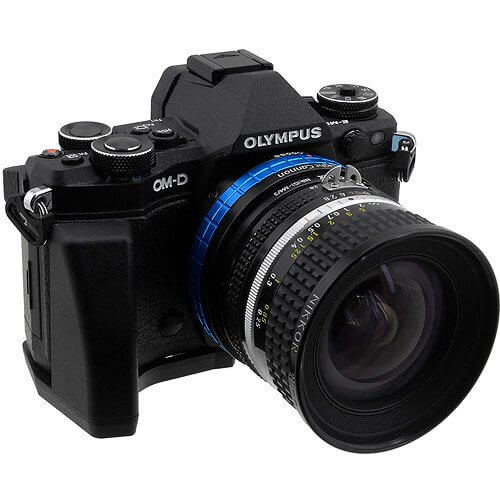 Olympus Demo Grip ECG 2 E M5 II Black Thai 3