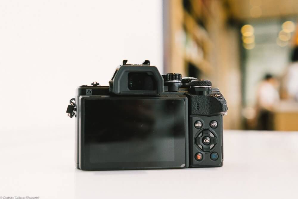Olympus E M10 II Review 18