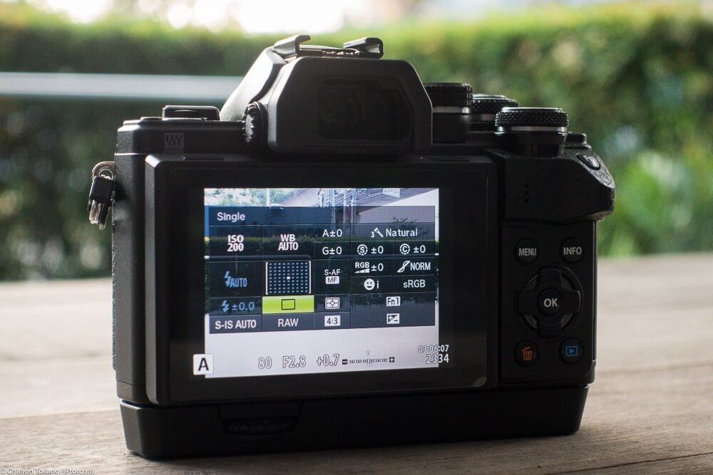 Olympus E M10 II Review 19
