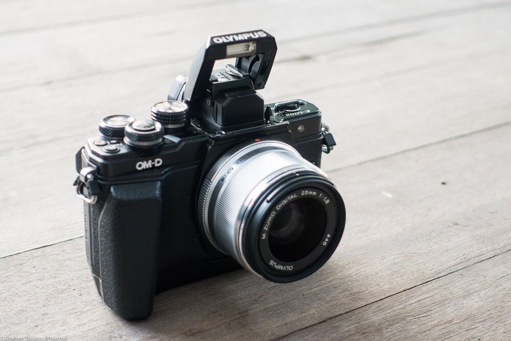 Olympus E M10 II Review 20