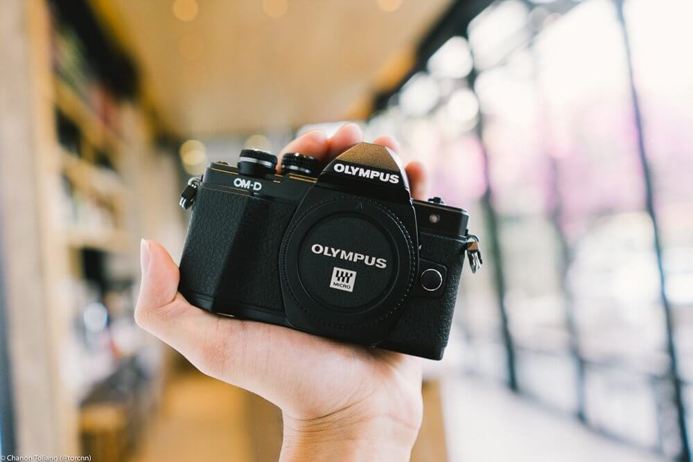 Olympus E M10 II Review 21
