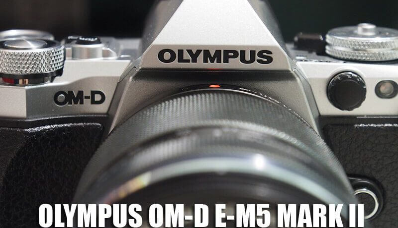 Olympus OM D E M5 Mark II Review
