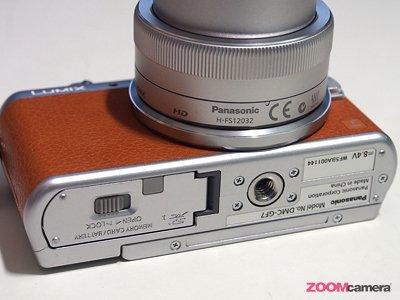 Panasonic GF7 Review 12