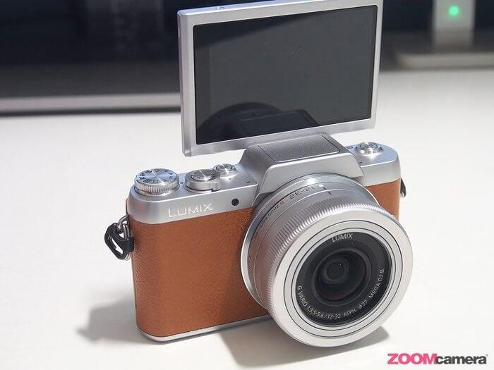 Panasonic GF7 Review 5
