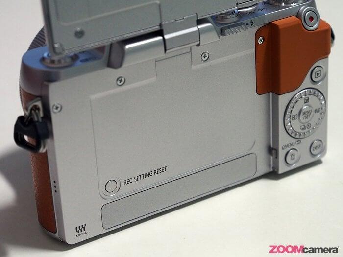 Panasonic GF7 Review 6