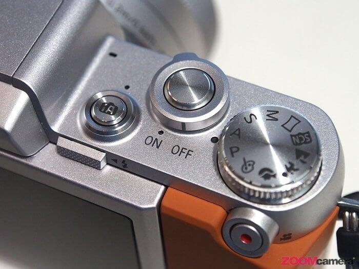 Panasonic GF7 Review 8