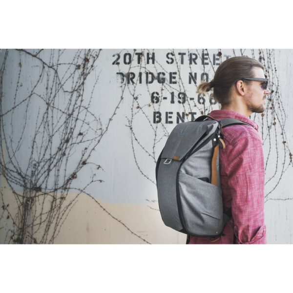 Peak Design BB 20 AS 1 Everyday Backpack 20L Ash8