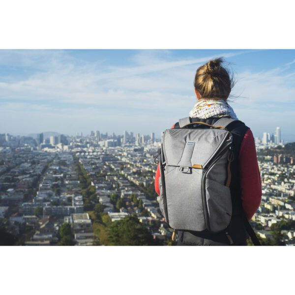 Peak Design BB 20 AS 1 Everyday Backpack 20L Ash9