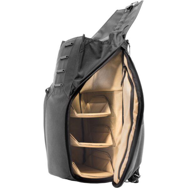 Peak Design BB 20 BK 1 Everyday Backpack 20L Black3