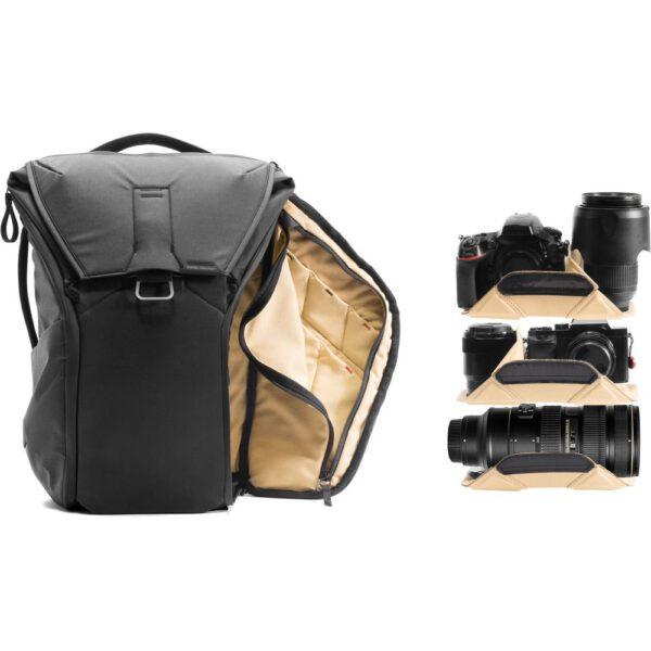 Peak Design BB 20 BK 1 Everyday Backpack 20L Black4