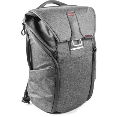 Peak Design BB 20 BL 1 Everyday Backpack 20L Charcoal1