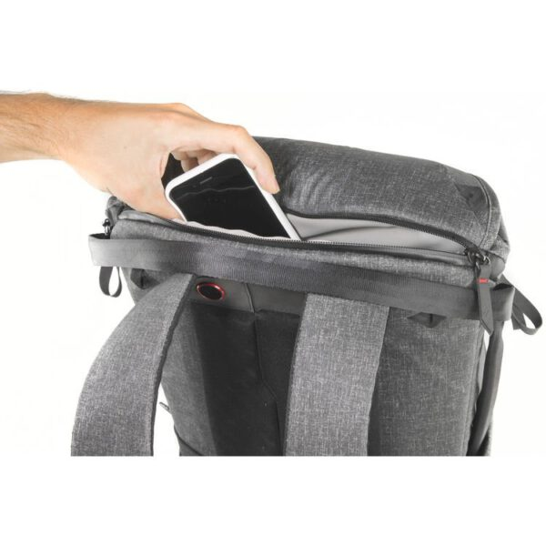 Peak Design BB 20 BL 1 Everyday Backpack 20L Charcoal11