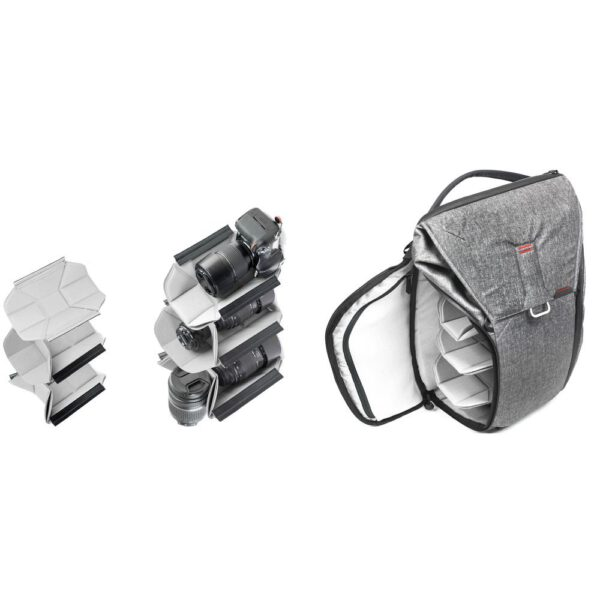 Peak Design BB 20 BL 1 Everyday Backpack 20L Charcoal13