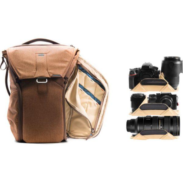 Peak Design BB 20 BR 1 Everyday Backpack 20L TAN3