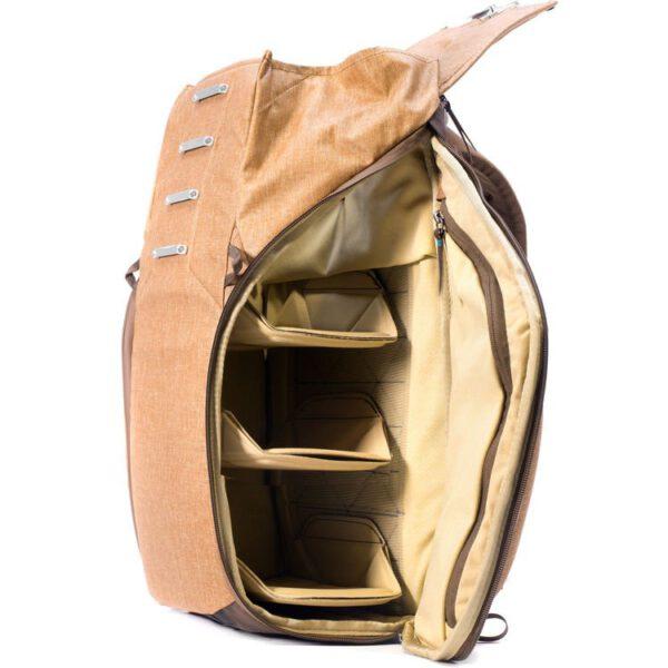Peak Design BB 20 BR 1 Everyday Backpack 20L TAN4