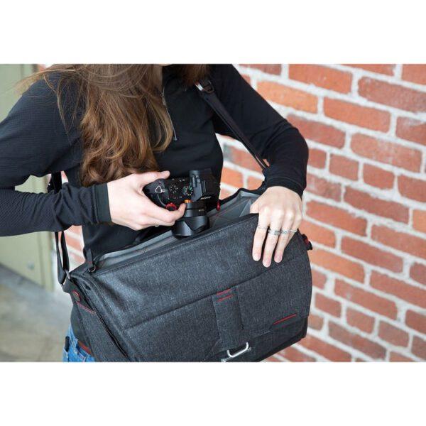 Peak Design BS 13 BL 2 Everyday Messenger Bag 1322 Ver.2 Charcoal13