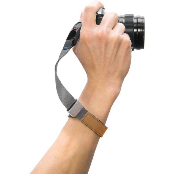 Peak Design CF AS 3 Cuff V.2 Wrist Strap Ash 4
