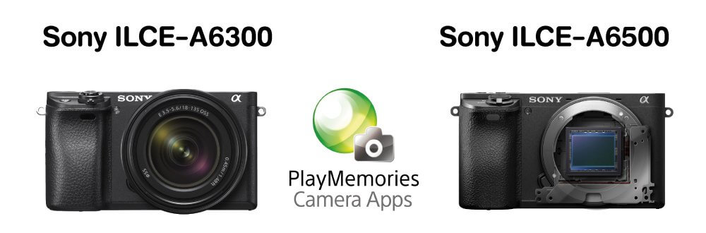 Preview compare sony a6400 a6300 a6500 content zoomcamera 10