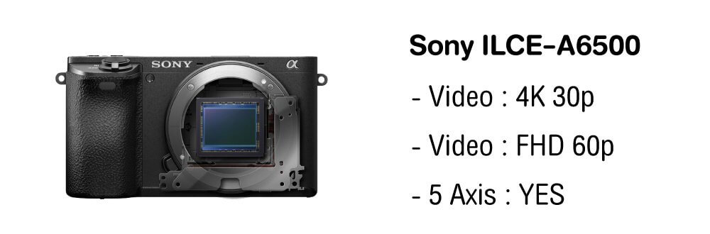 Preview compare sony a6400 a6300 a6500 content zoomcamera 7