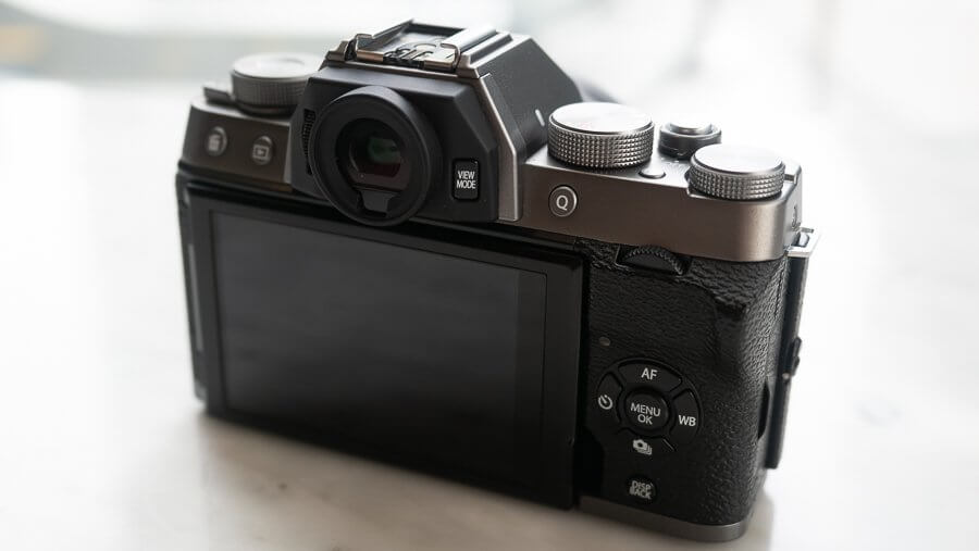 Review Fujifilm X T100 Product 62500051