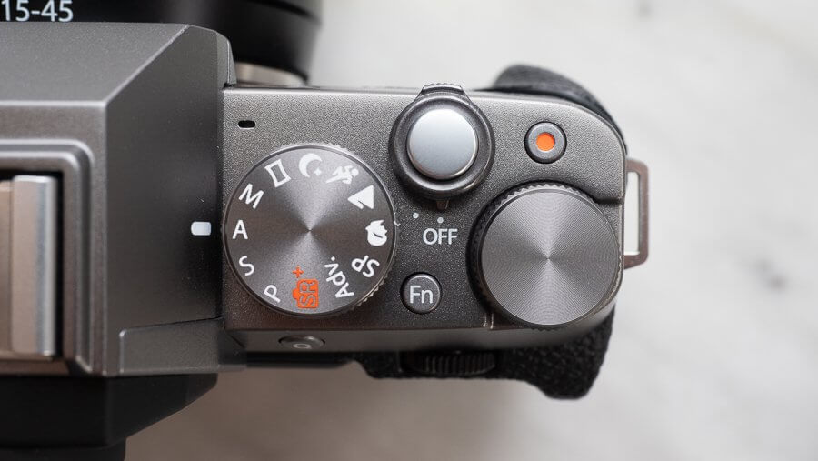 Review Fujifilm X T100 Product 6250014