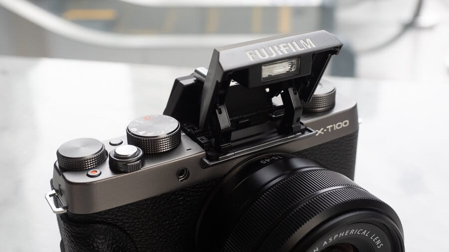 Review Fujifilm X T100 Product 6250018