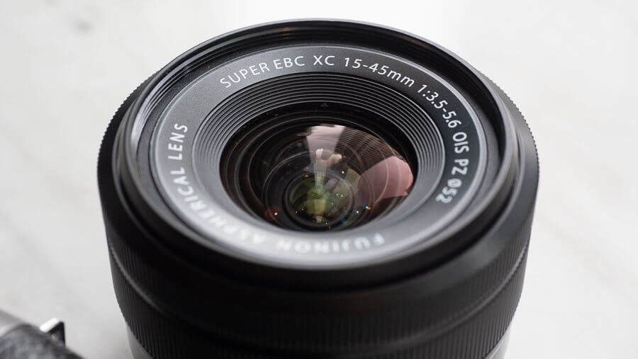 Review Fujifilm X T100 Product 6250062
