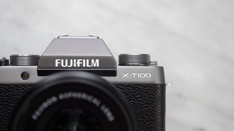 Review Fujifilm X T100 Product 6250078