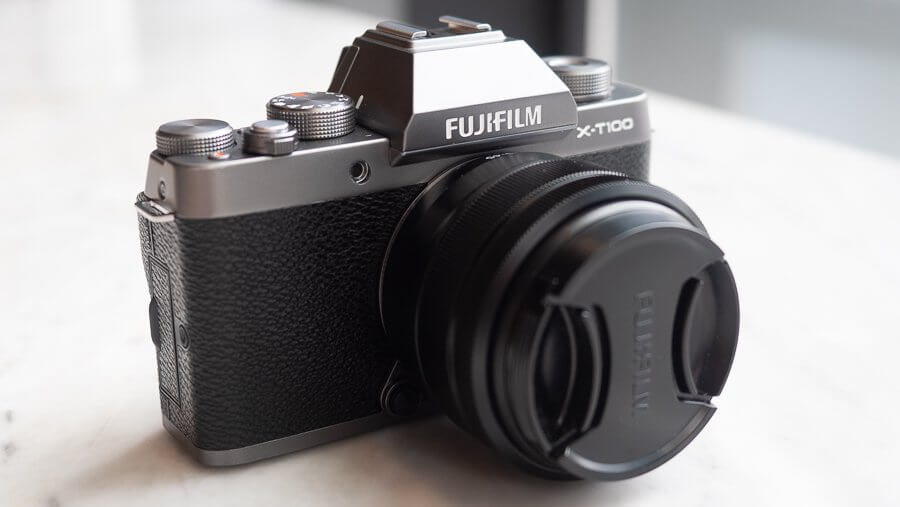 Review Fujifilm X T100 Product 6250089