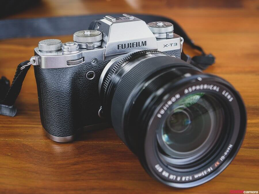 Review Fujifilm X T3 Review 1055721