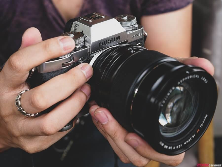 Review Fujifilm X T3 Review 1055795