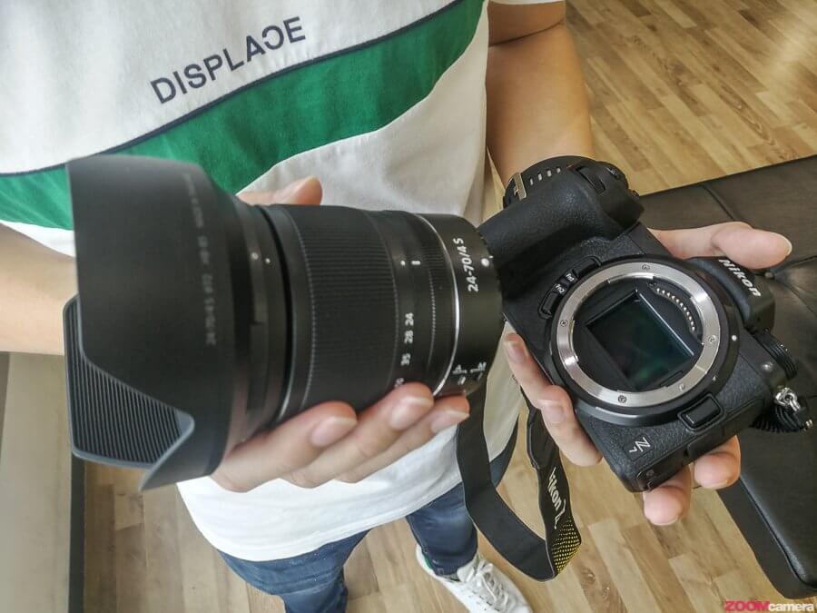 Hands-on Review ความรู้สึกแรกหลังจับ Nikon Z7