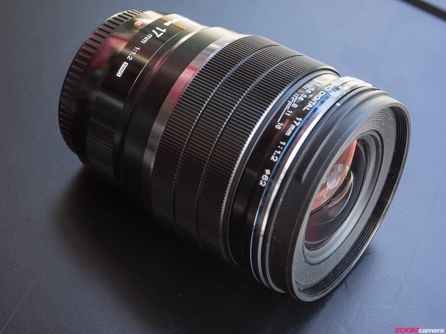 Review Olympus M.Zuiko Digital ED 17mm F1.2 PRO