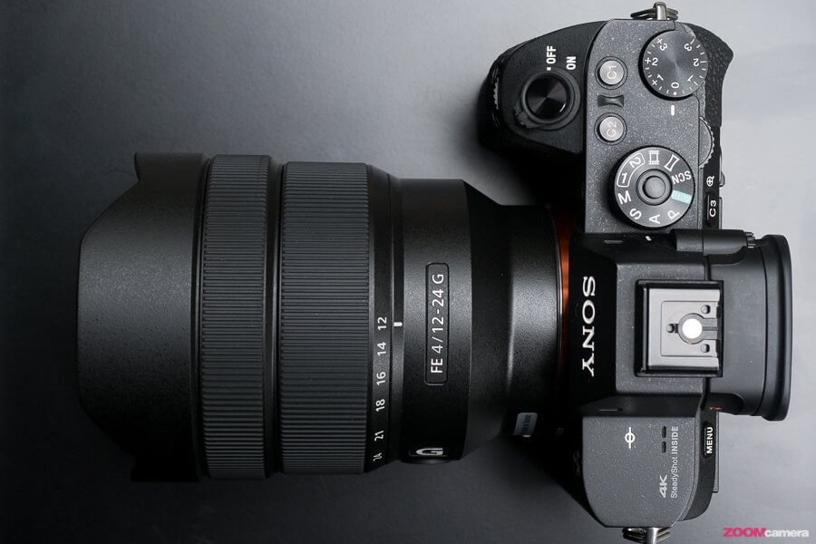 Review Sony FE 12 24mm F4 G Body Lens 5