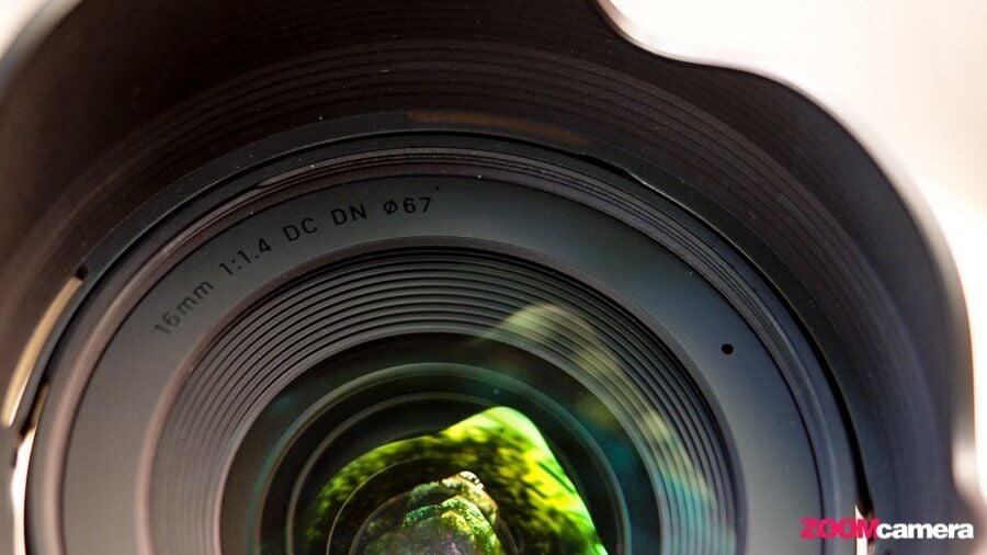 รีวิว SIGMA 16mm F1.4 DC DN C เลนส์โคตรดี ในราคาโคตรโดน