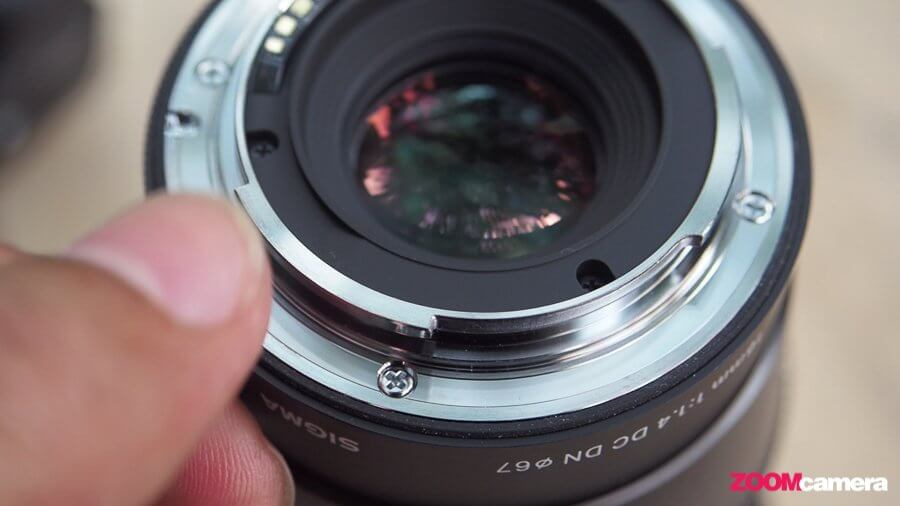 SIGMA 16mm F1 4 DC DN C Overview 9