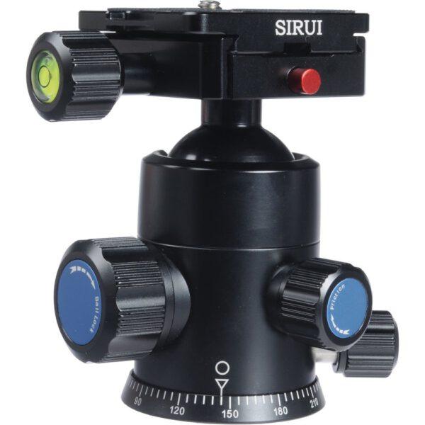 Sirui Carbon Fiber Tripod N 2204G20X Ball Head Black 2