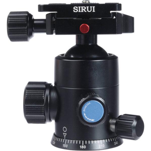 Sirui Carbon Fiber Tripod N 2204G20X Ball Head Black 3