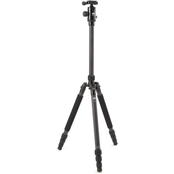 Sirui Carbon Fiber Tripod T 024XC10X with Ball Head 4 sections 3